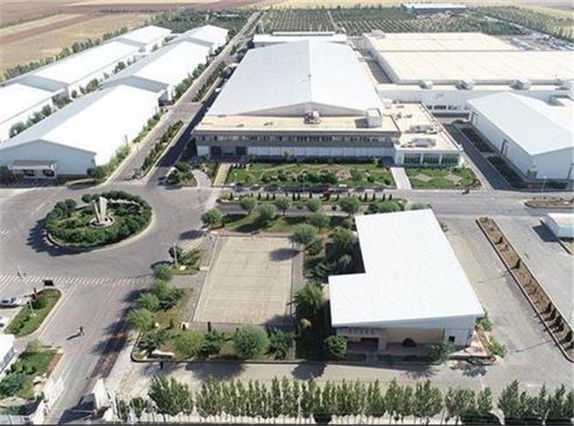 یک واحد صنعتی در زنجان با حضور ویدئو کنفرانسی رئیس جمهوری افتتاح شد