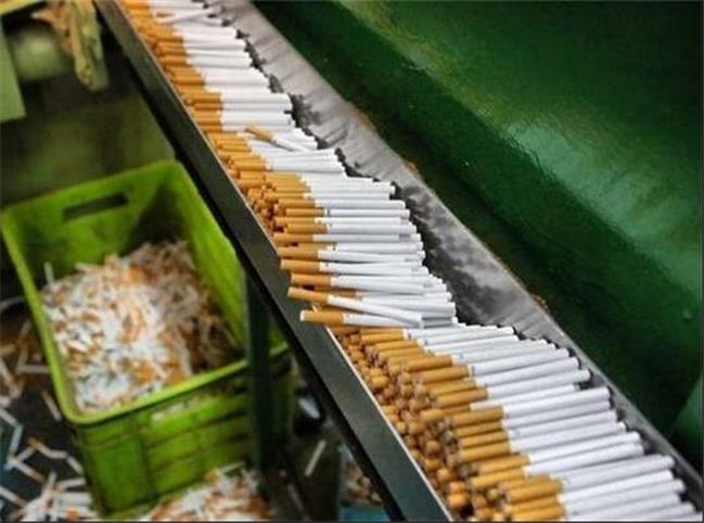 قاچاق بیش از ۶ میلیارد نخ سیگار در سال گذشته